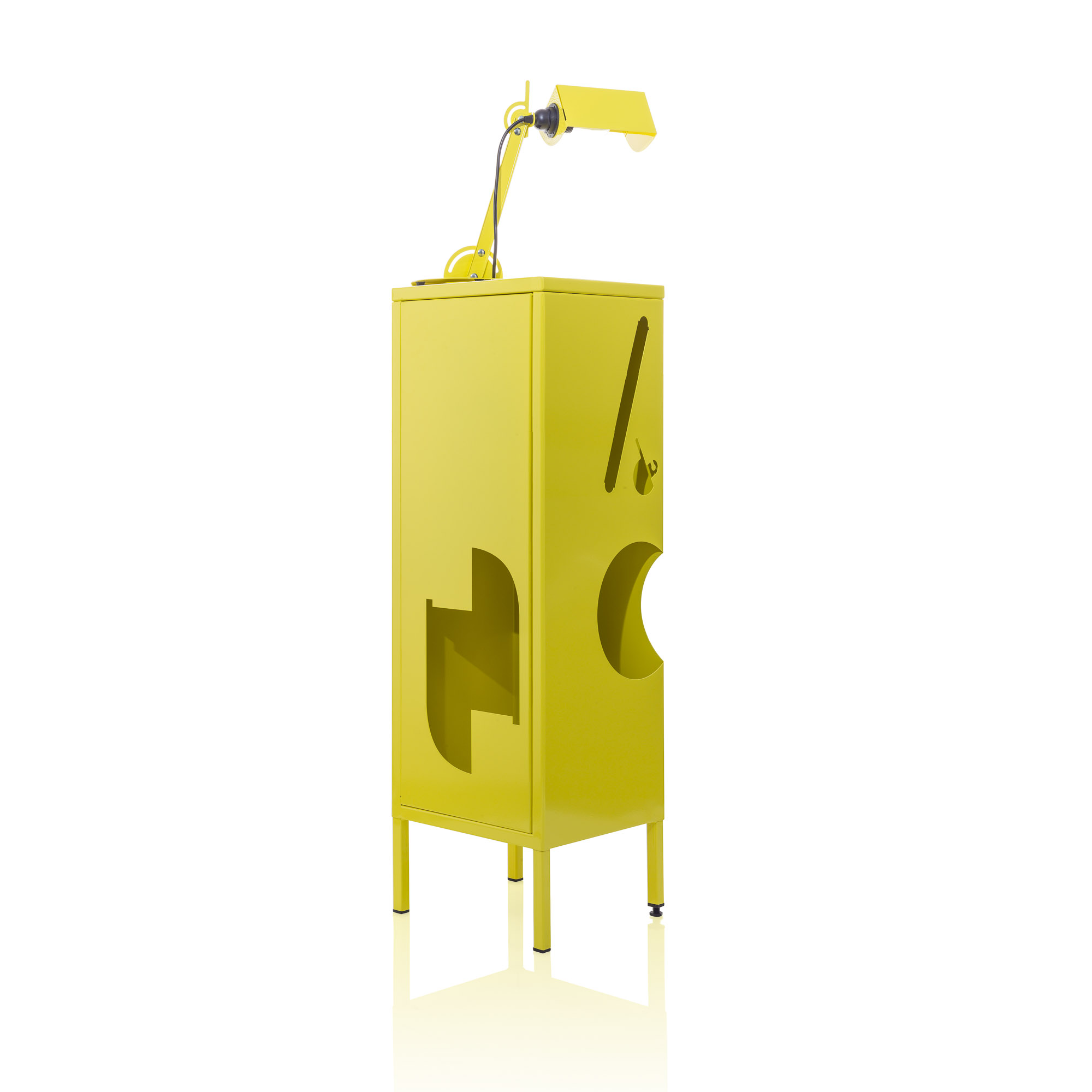 Lamp Cabinet / Clock Cabinet