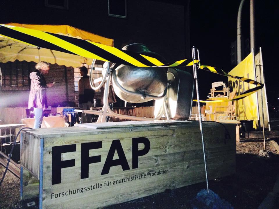 FFAP und die Luxusbaustelle