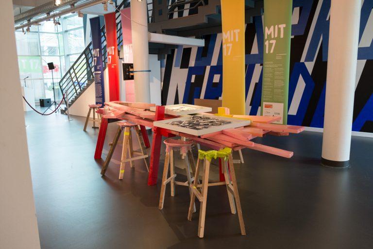 """Ausstellungsgestaltung """"Mit 17…Jugend in Paderborn"""""""